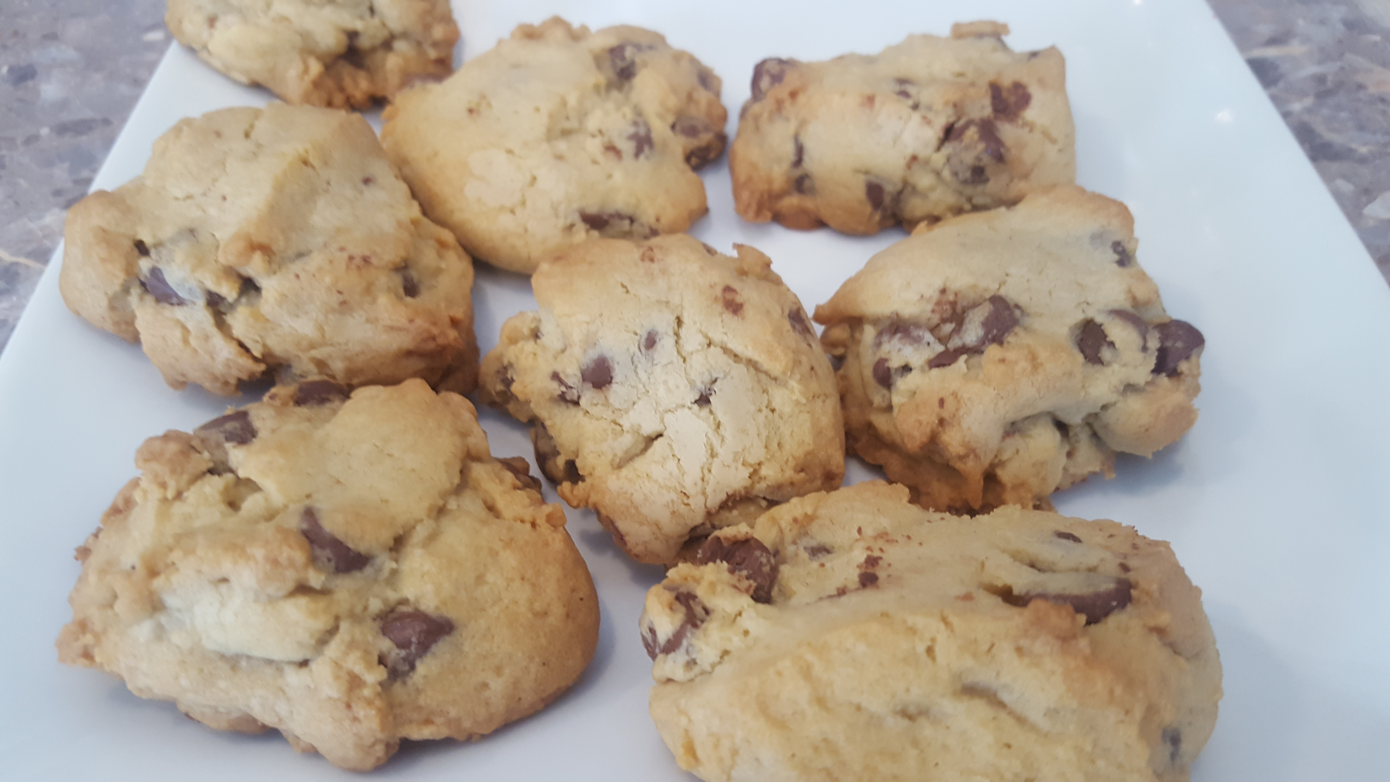 The Trick To Chocolate Chip Cookies Image