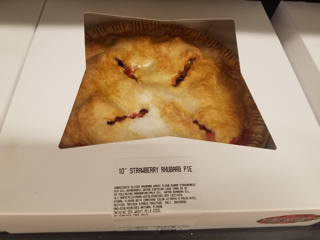 Thanksgiving Pie Giveaway! Image