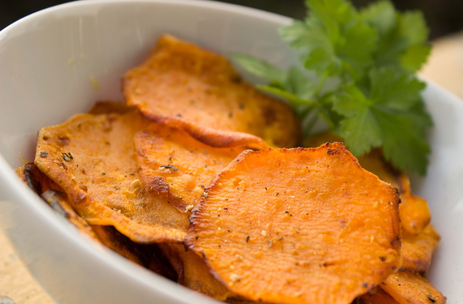 Sweet Potato Chips Image